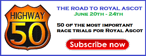 Highway 50: The Road to Royal Ascot